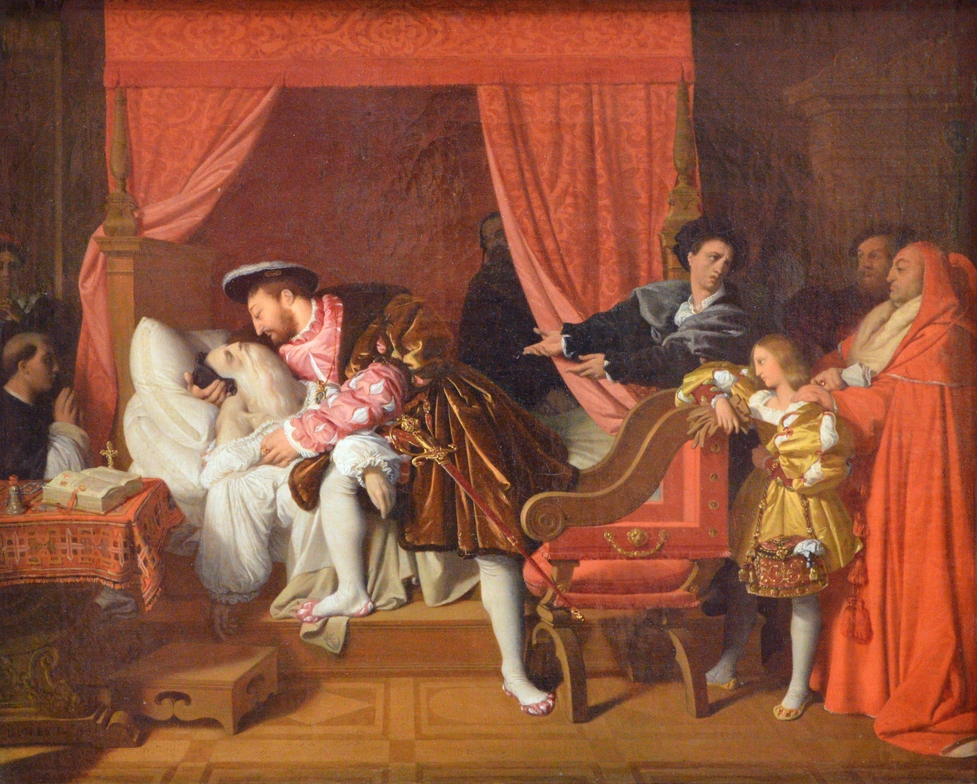 La Mort De Leonard De Vinci Wikipedia
