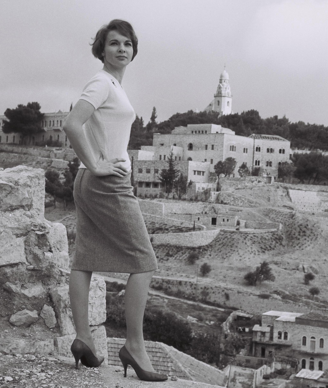Photo Françoise Arnoul via Opendata BNF