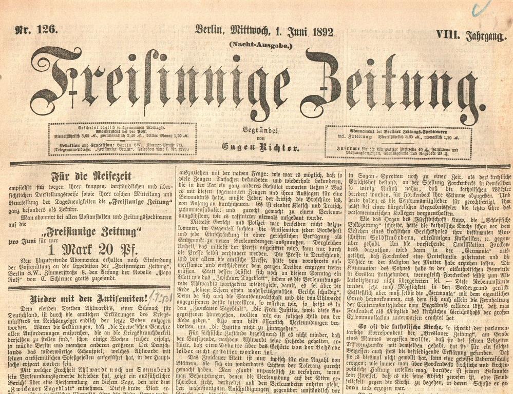 Fein Alte Zeitung Vorlage Ideen - Bilder für das Lebenslauf ...