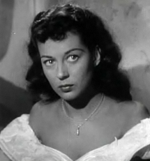 Gail Russell in de trailer voor Wake of the Red Witch
