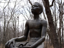 Statue de George Washington Carver