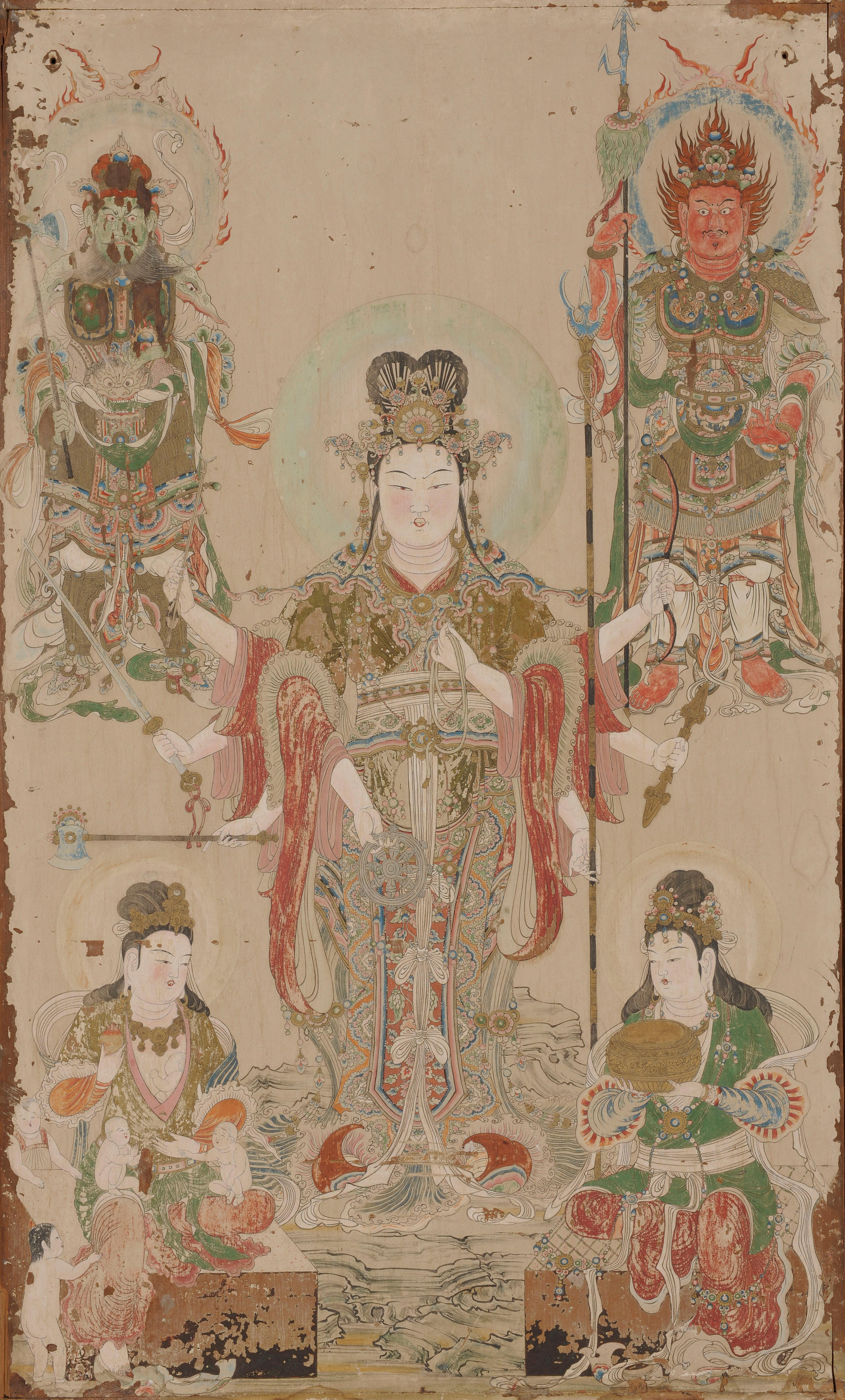 Goddess Saravati (Japan).jpg