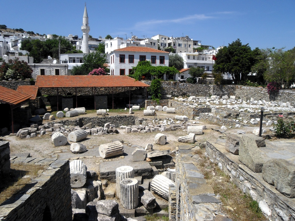 mausoleum of halicarnassus Mausoleum of halicarnassus 1 by: maider d, irati, saul and jorge 2 index1) general features (name, location, what it is, when it wascreated,.