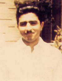 Hamid Ashraf Iranian activist