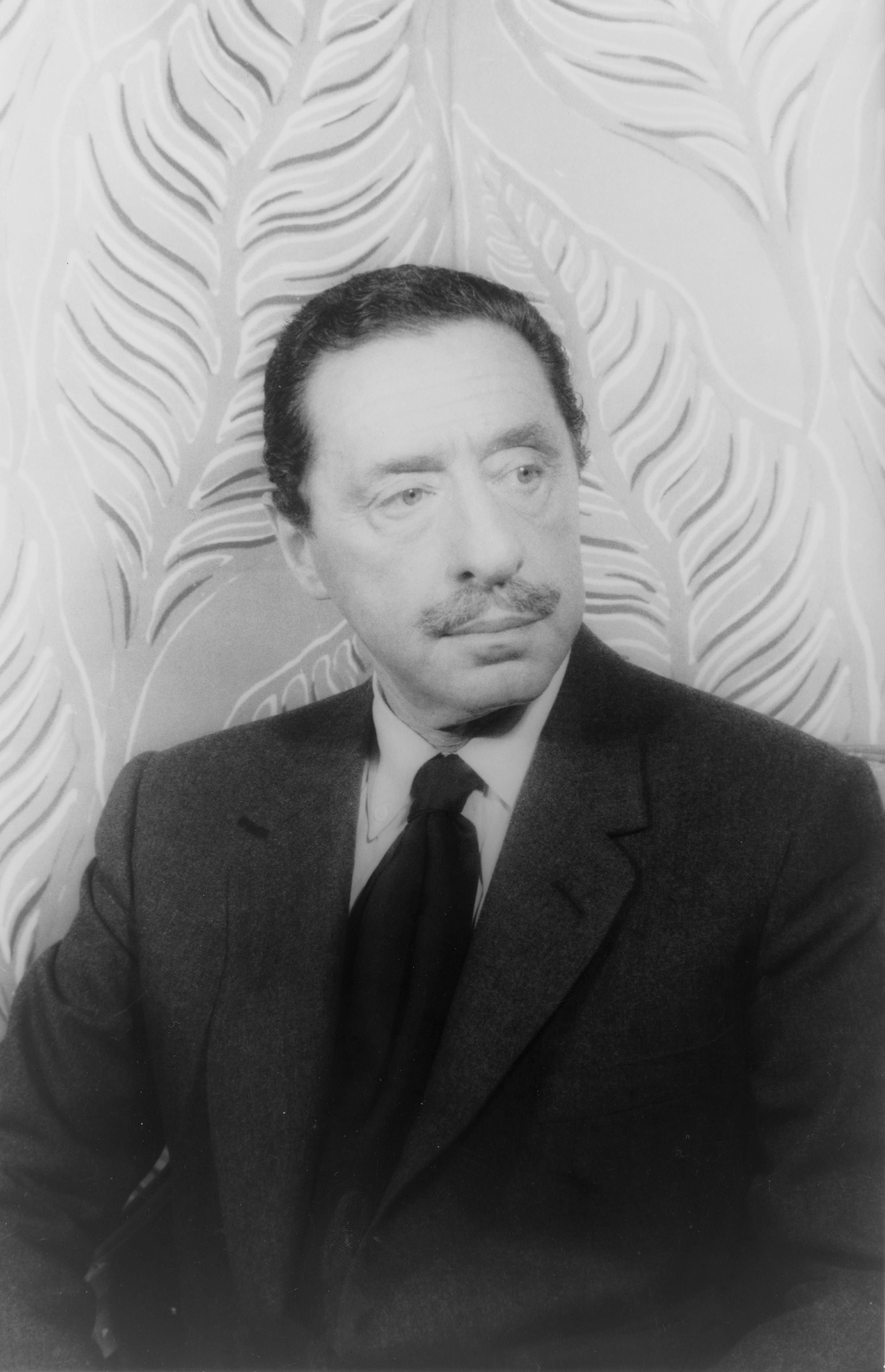 Harold Arlen.