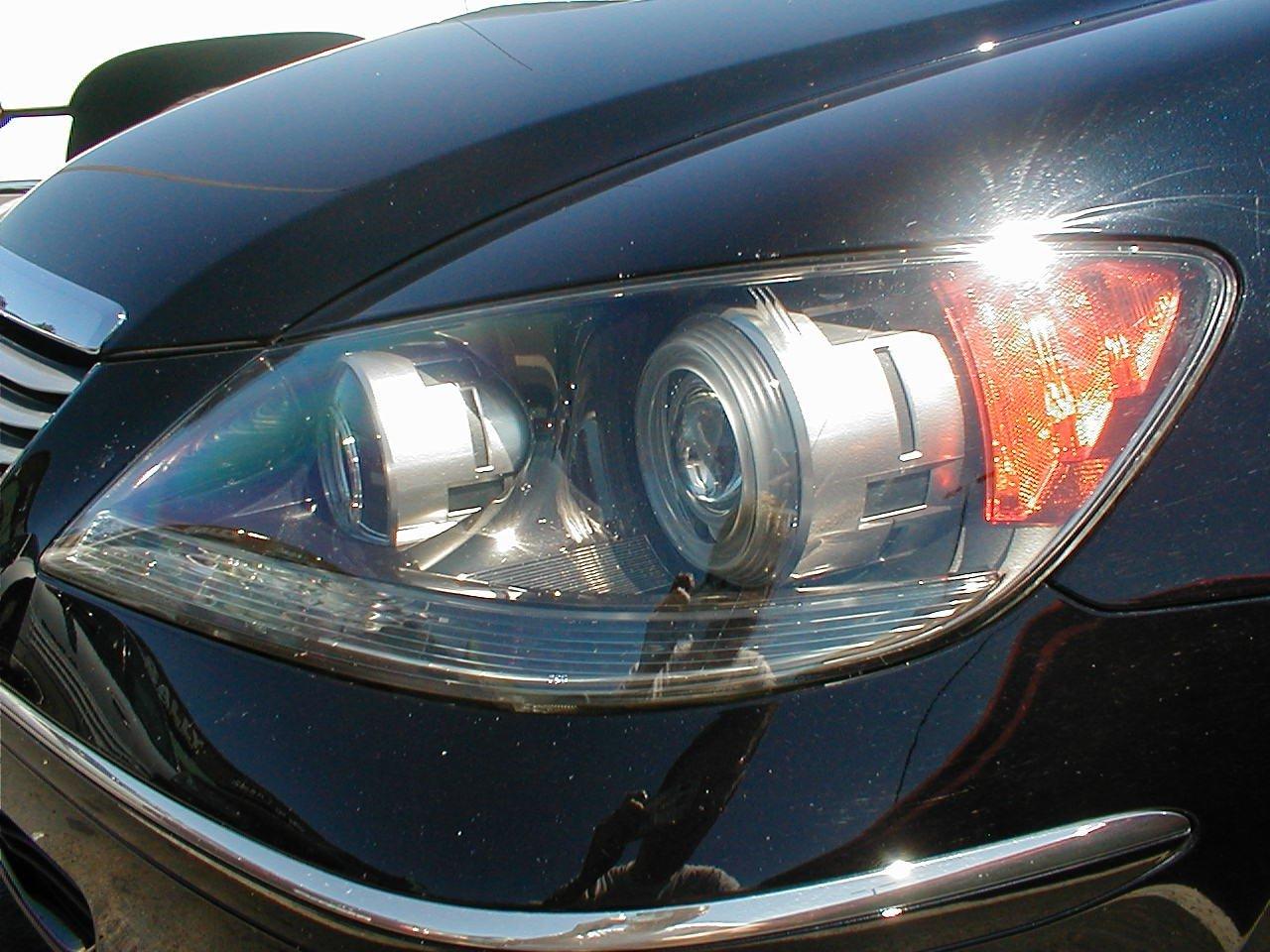 Car Headlight Bulbs : File headlight projector optics g wikimedia commons