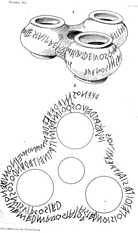 Inscription de Duenos