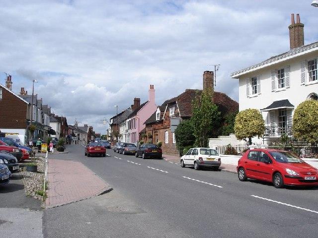 High Street, Henfield - geograph.org.uk - 43384