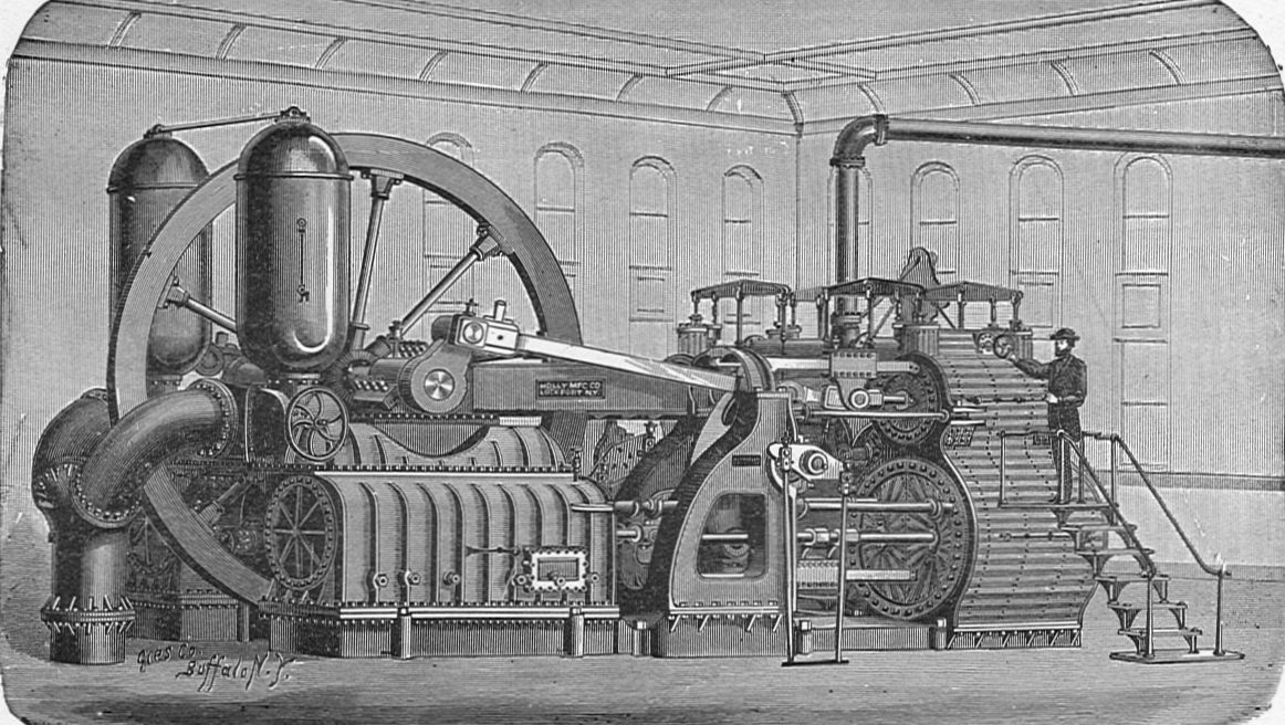the revolutionary discovery of the steam engine that changed the world At the beginning of the industrial revolution, the invention of the steam engine became widely popular in 1787, john fitch demonstrated the first steamboat, which had twelve paddles and was propelled by a steam engine from 1787 to the 1830s, steamboats were improved in 1787, james rumsey created the world's first boat moved by jet propulsion.