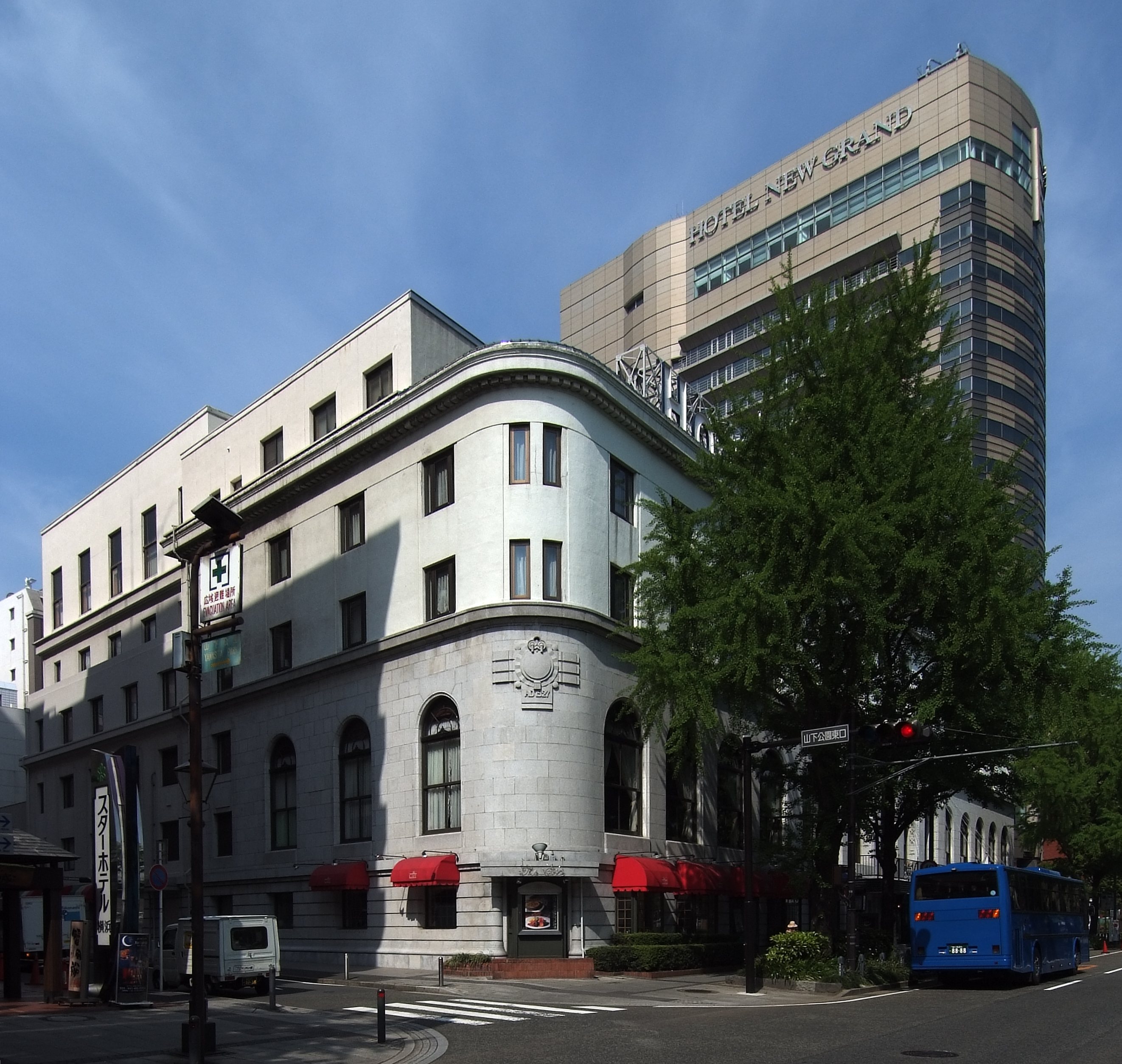 「ホテルニューグランド」の画像検索結果