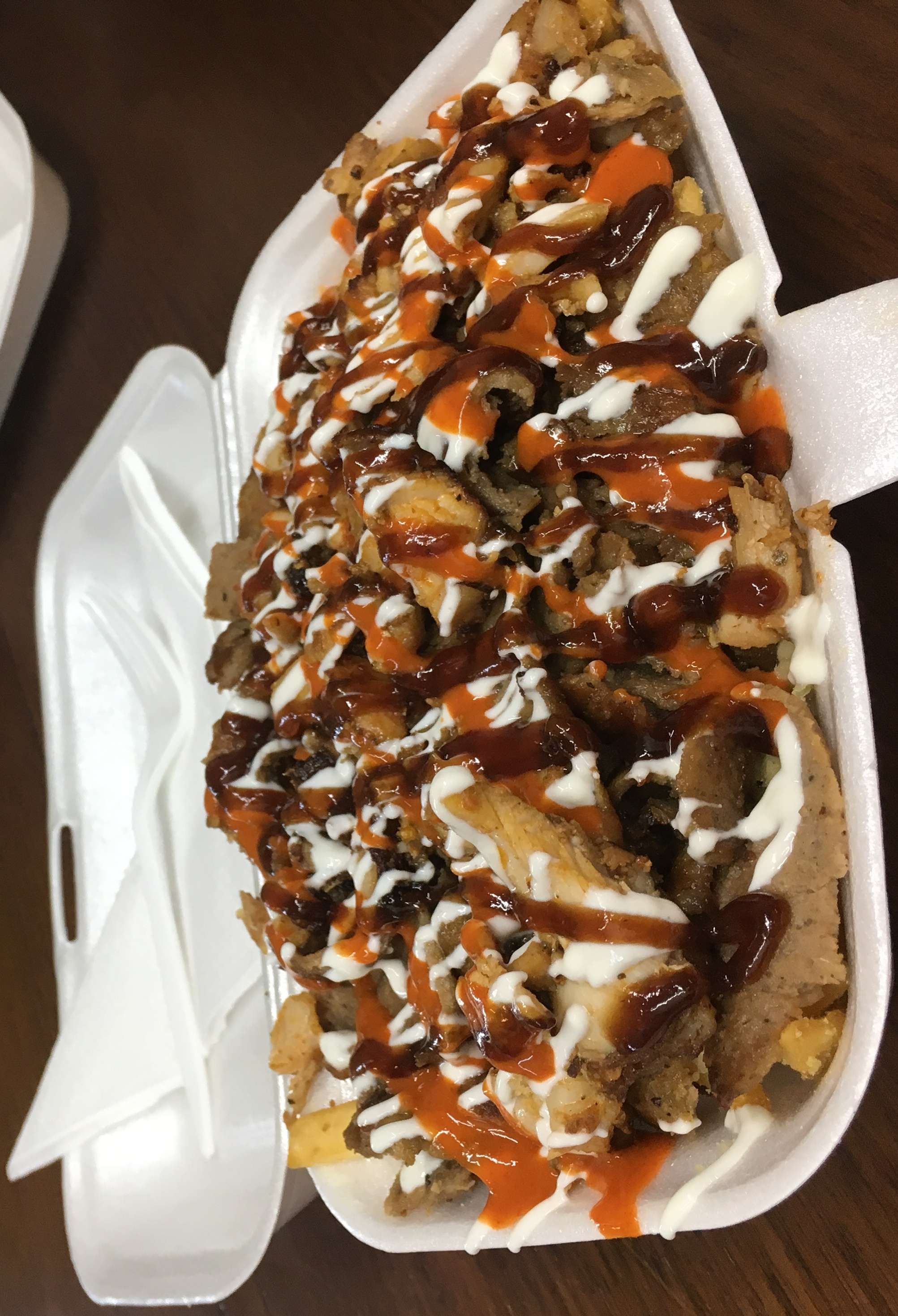 Halal Snack Pack Wikipedia