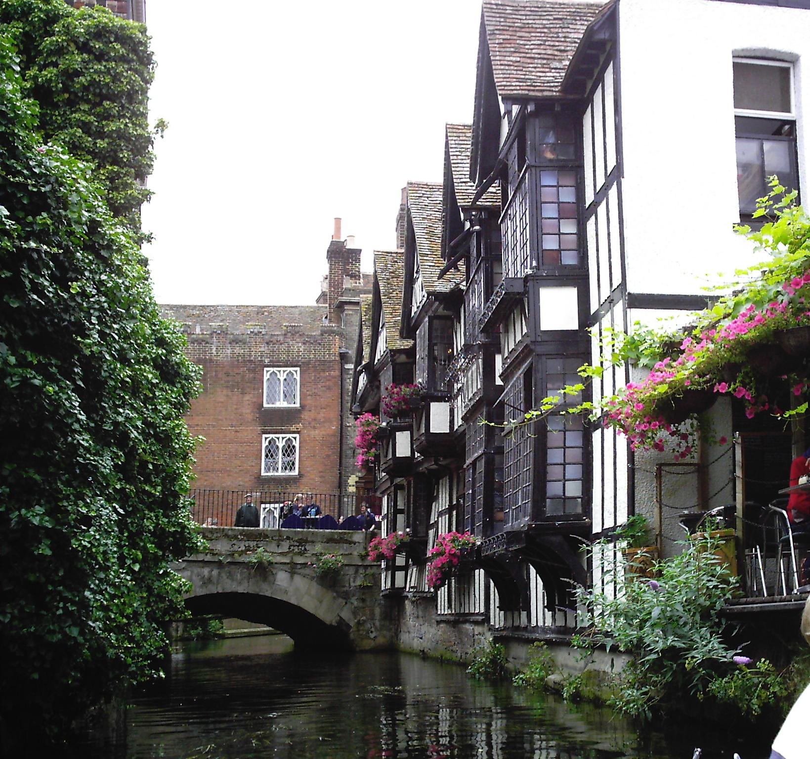 English Tudor Houses File Huguenot Canterbury Jpg Wikimedia Commons
