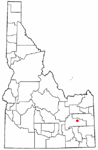 Loko di Firth, Idaho