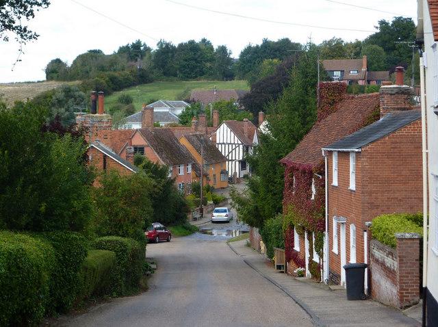 In Kersey village - geograph.org.uk - 1474471