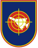 Insignia of Air Defence Batallion (Lithuania)