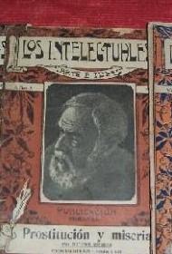 Los Intelectuales, n° Mirbeau, Buenos Aires, 1922.