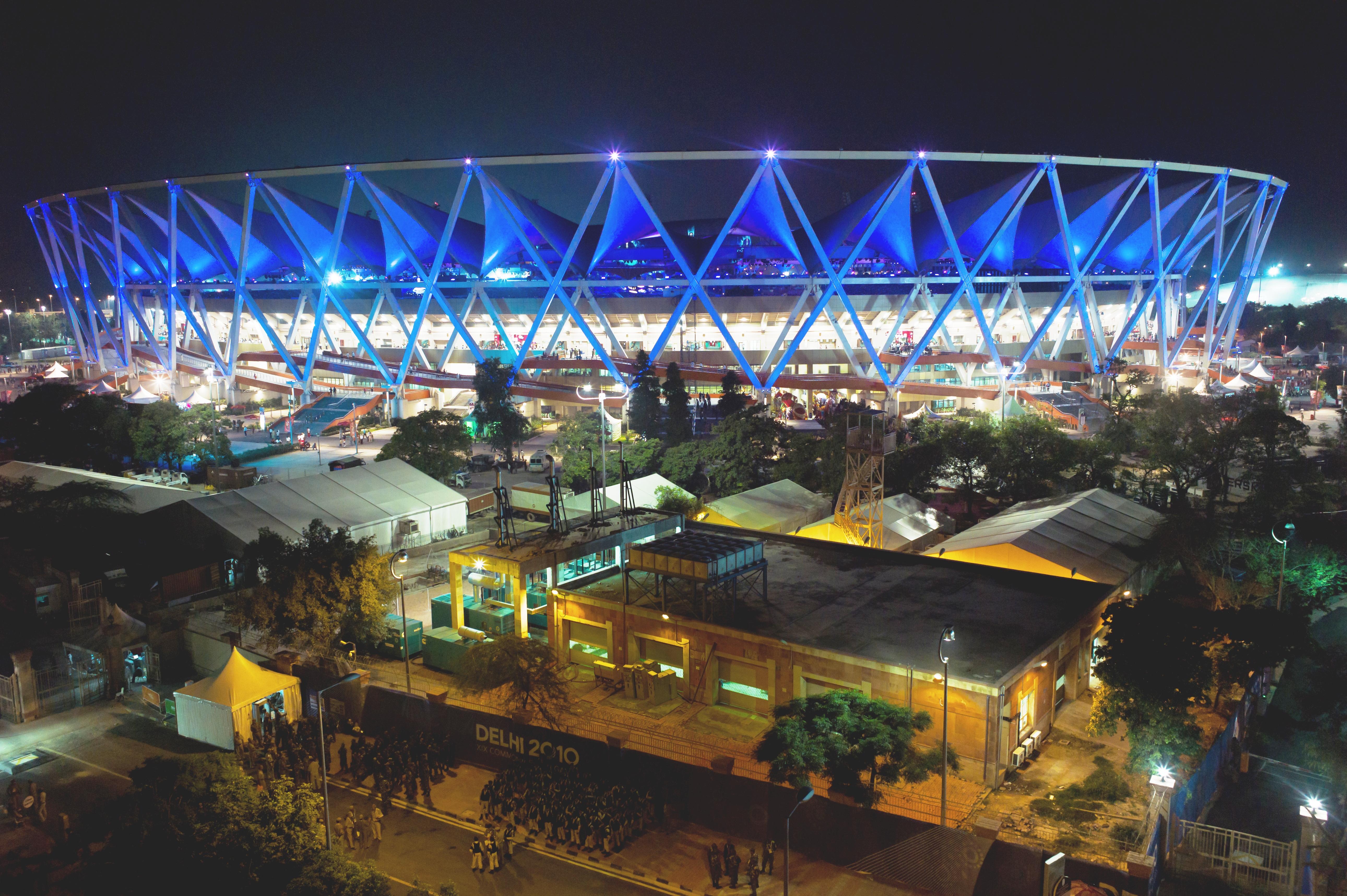 Jawaharlal Nehru Stadium Pune The Jawaharlal Nehru Stadium