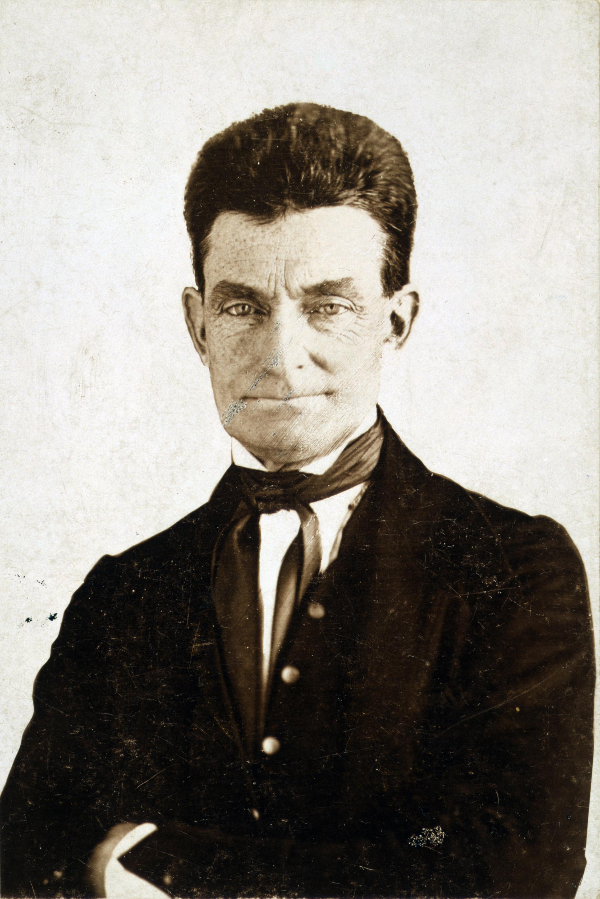 wiki john brown abolitionist