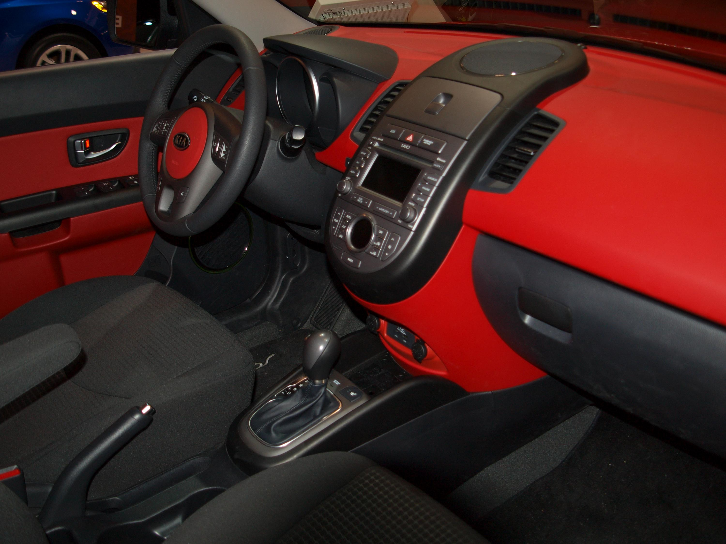 Kia Soul Interior 2012 The Image Kid Has It