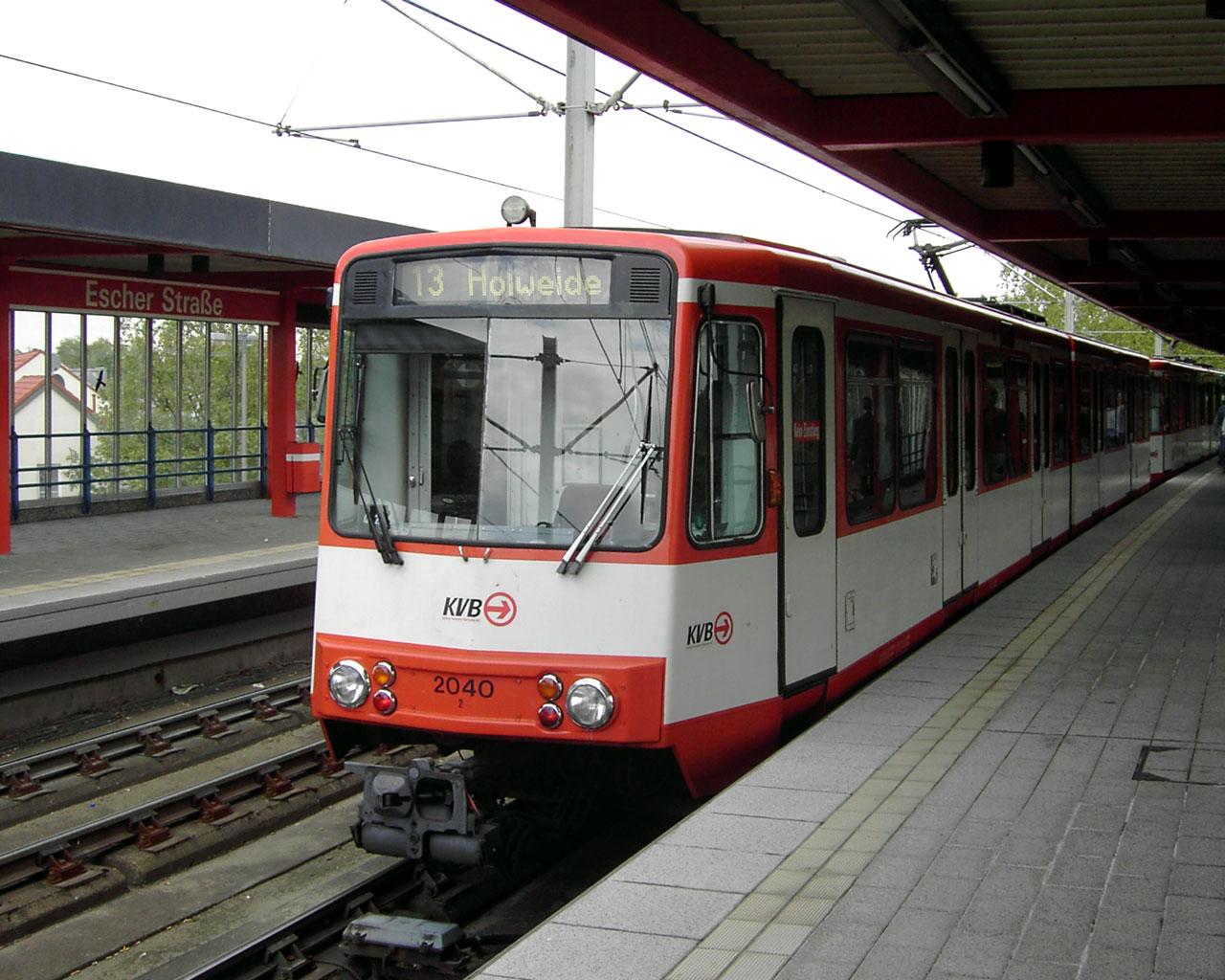 Kvb Nord Süd Bahn