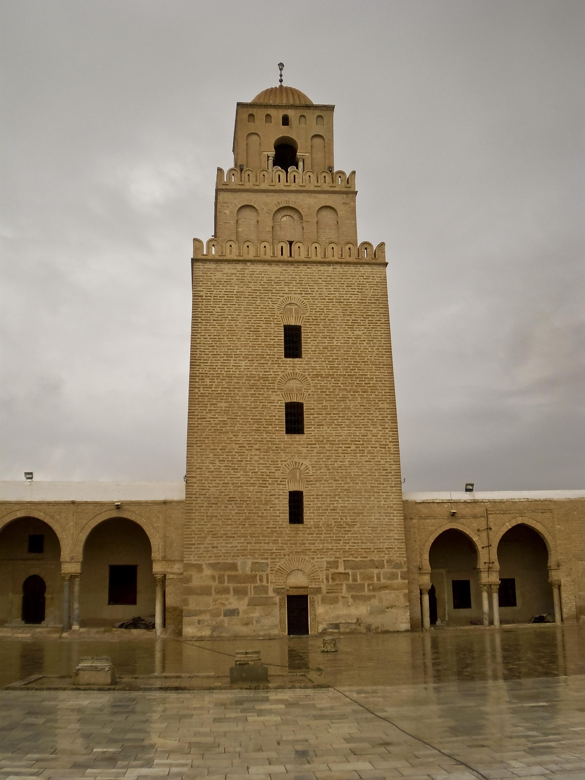 Mosque Kairouan Kairouan_mosque_sept_2008.jpg