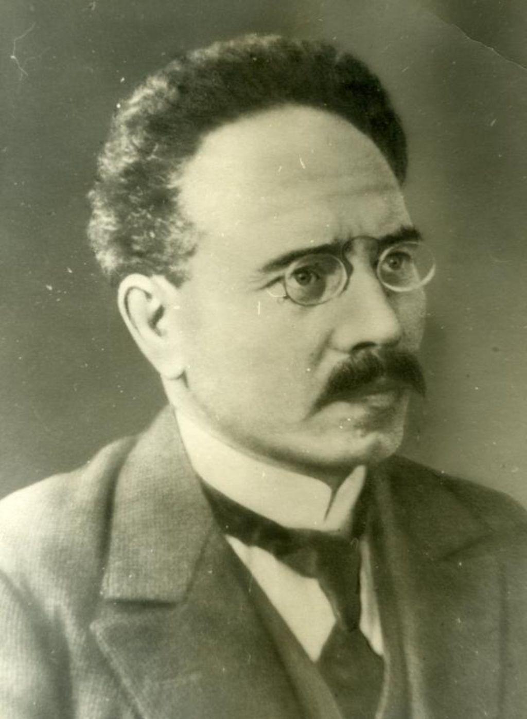 Karl Liebknecht, 1912.