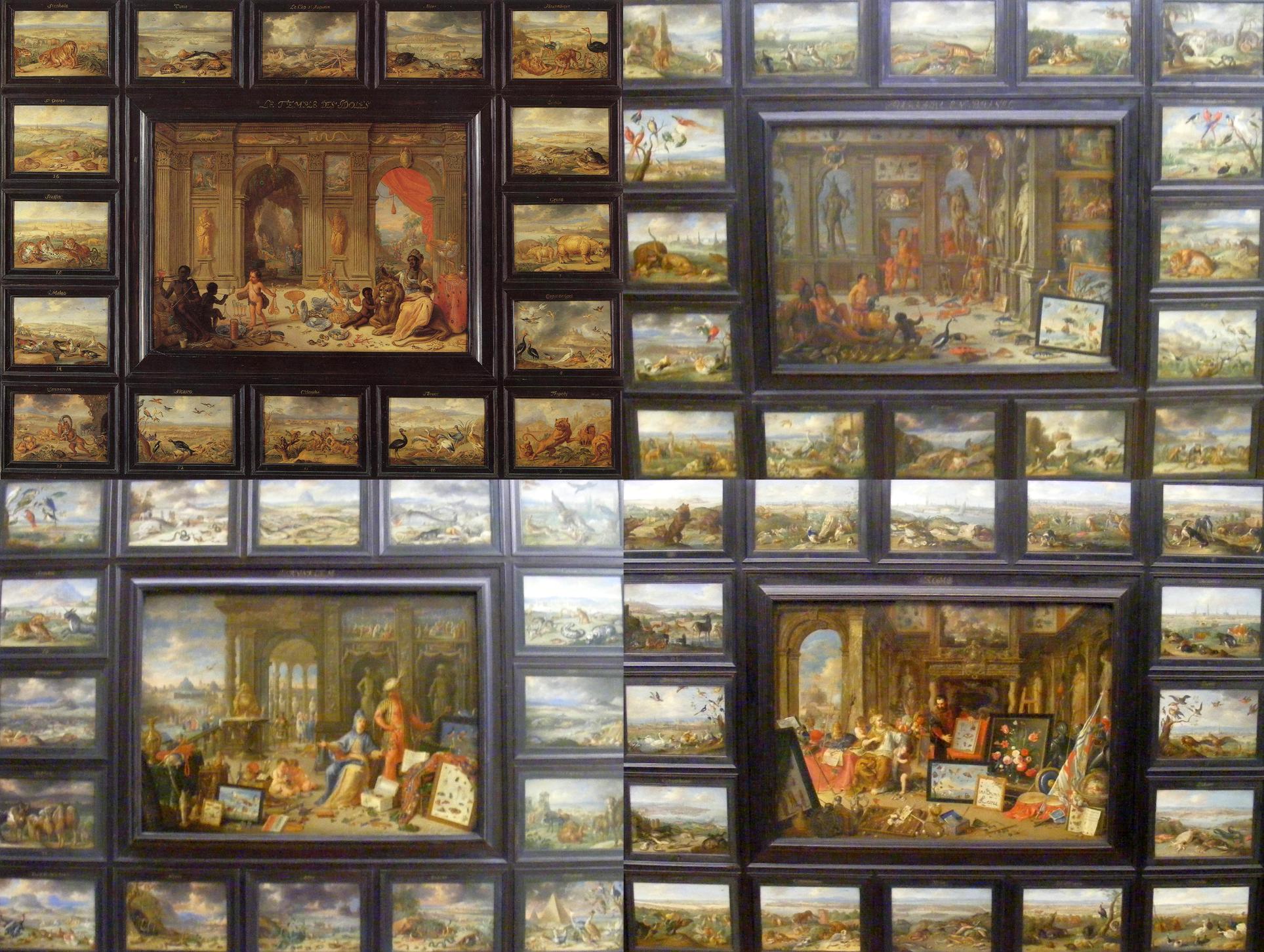 File:Kessel, Jan van the Elder - Die vier Erdteile komplett - 17th ...