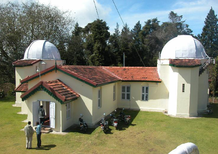 Kodaikanal Solar Observatory - Wikipedia