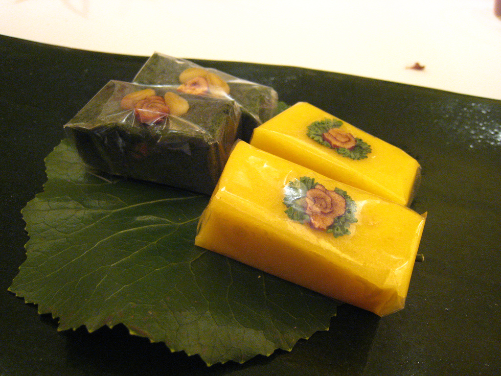 Korean Rice Cake With Cheese Microwable