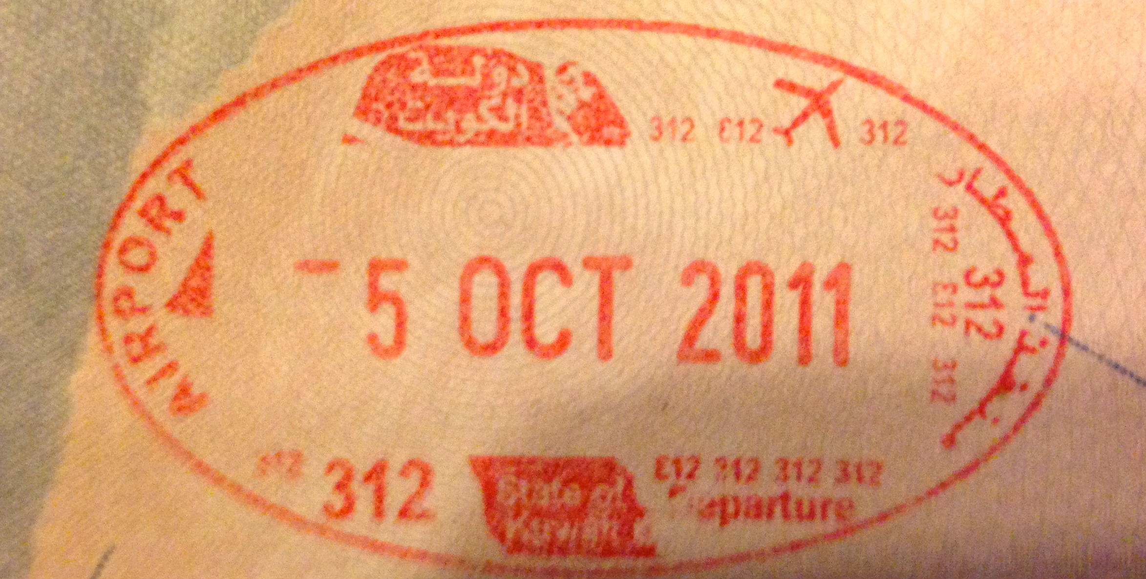Location On Stamps On Uk Letter