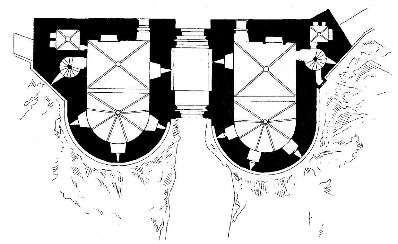 File:Labande 1910 Fort Saint Andre gatehouse plan.jpg - Wikimedia ...