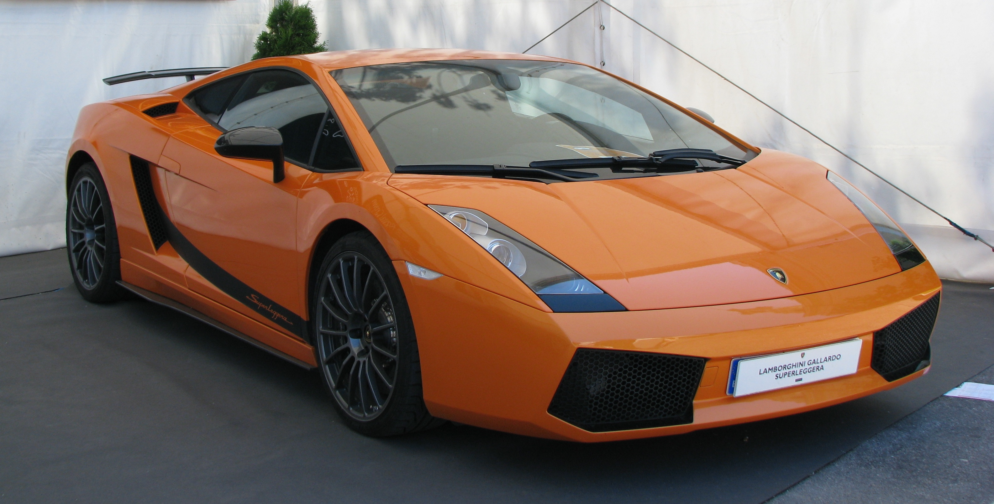 Lamborghini Gallardo Superleggera 4