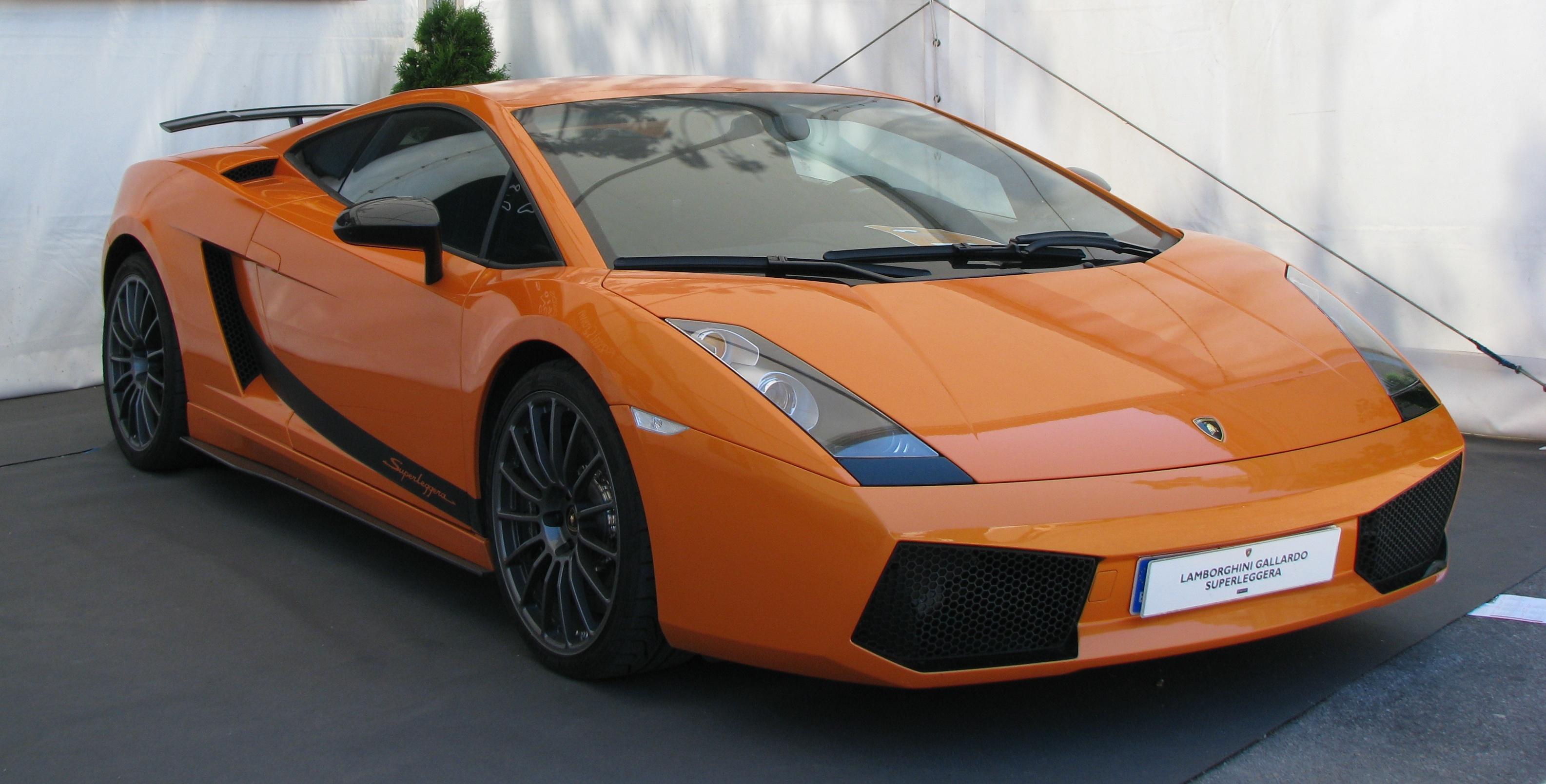 Lamborghini Gallardo Superleggera 4