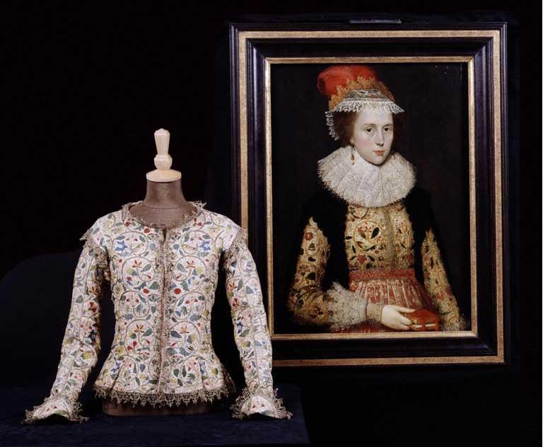 Margaret Layton's embroidered jacket - Wikipedia