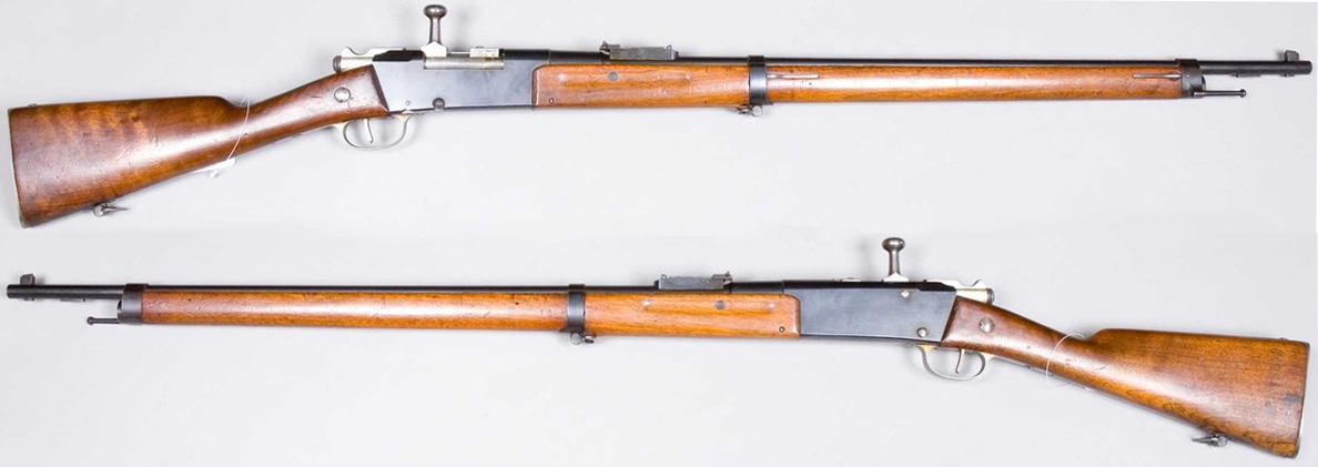 Lebel Model 1886 rifle - Wikipedia