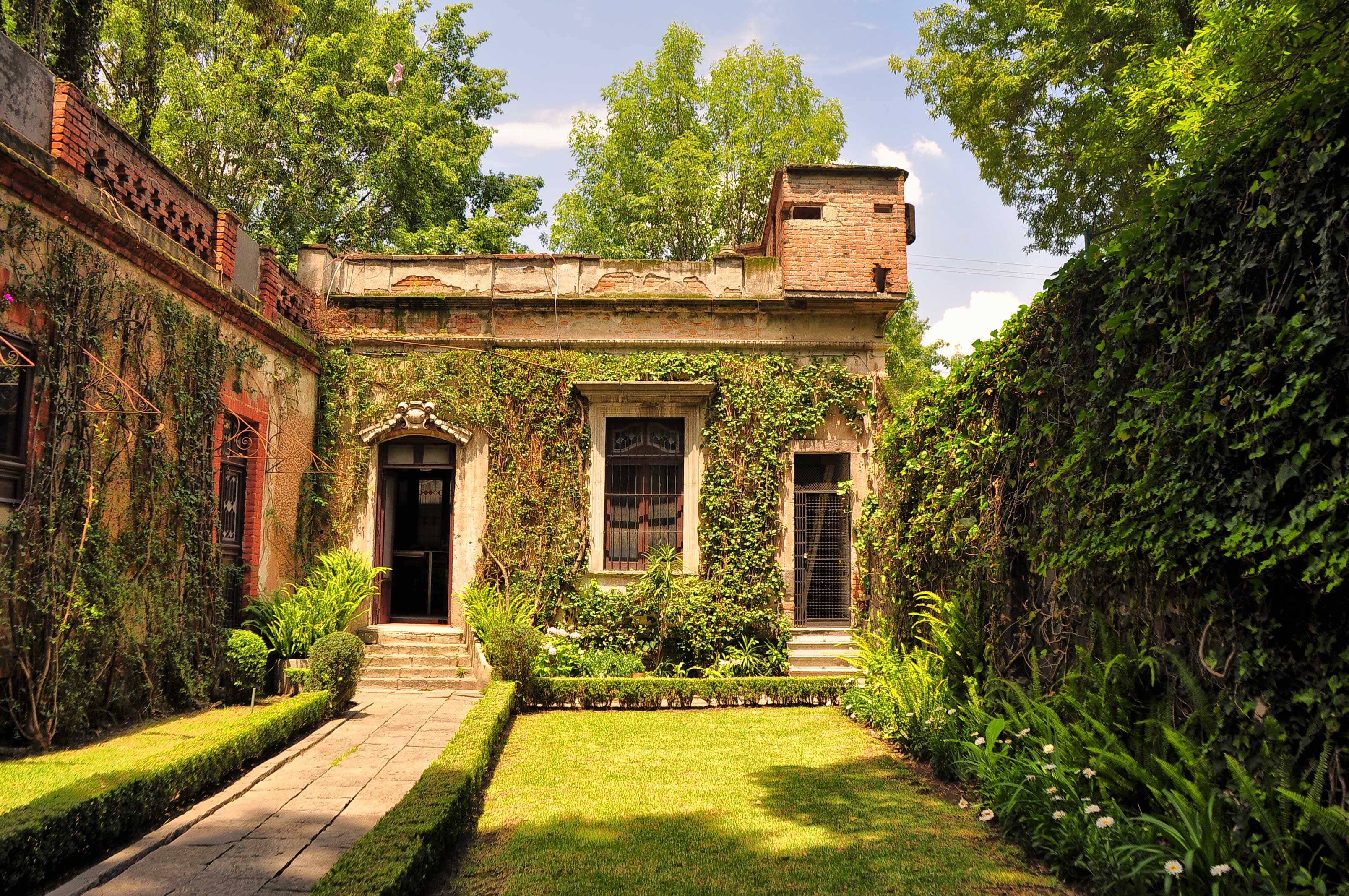 File Leon Trotsky House Mexico City 7144251529 Jpg