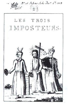 Les trois imposteurs