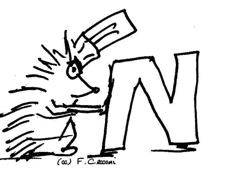 lettre n File:Lettre N cuisinier herisson CFZ.   Wikipedia lettre n