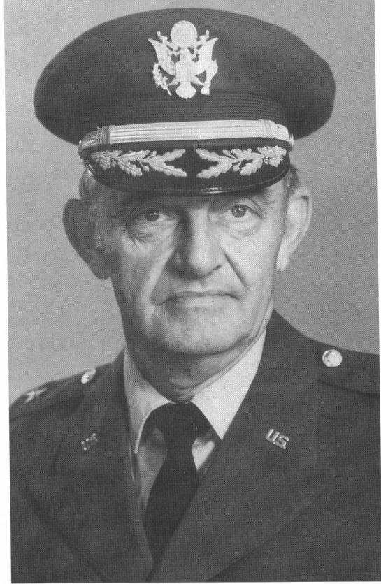 MG Joseph A. Chappell, Commander, 39th BCT 1971-1973