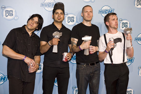 Файл:MMVA2007 Billy Talent.jpg