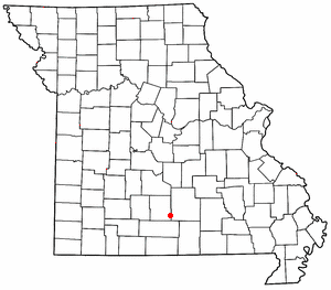 Loko di Mountain Grove, Missouri