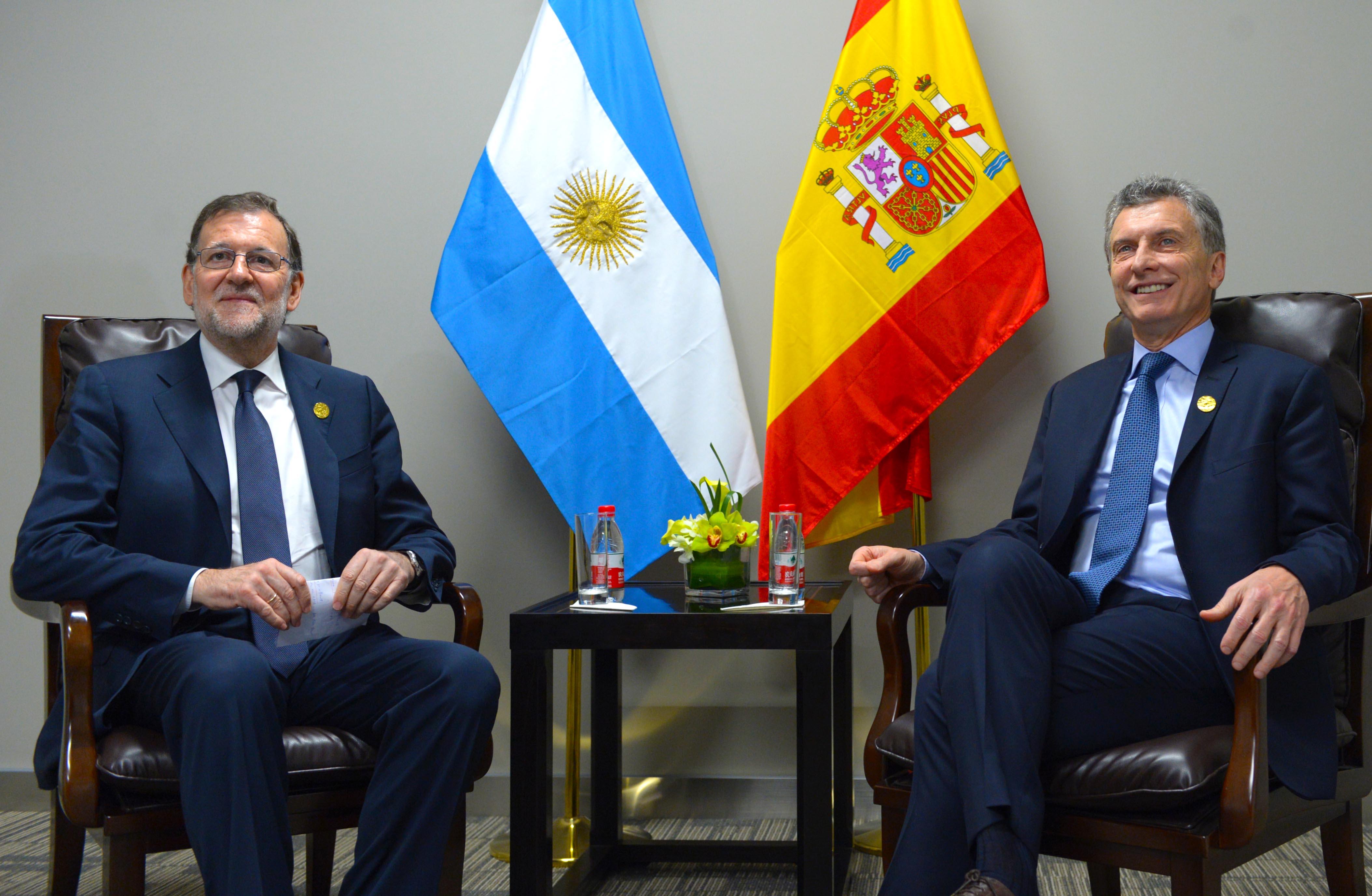 Macri, el Rajoy argentino