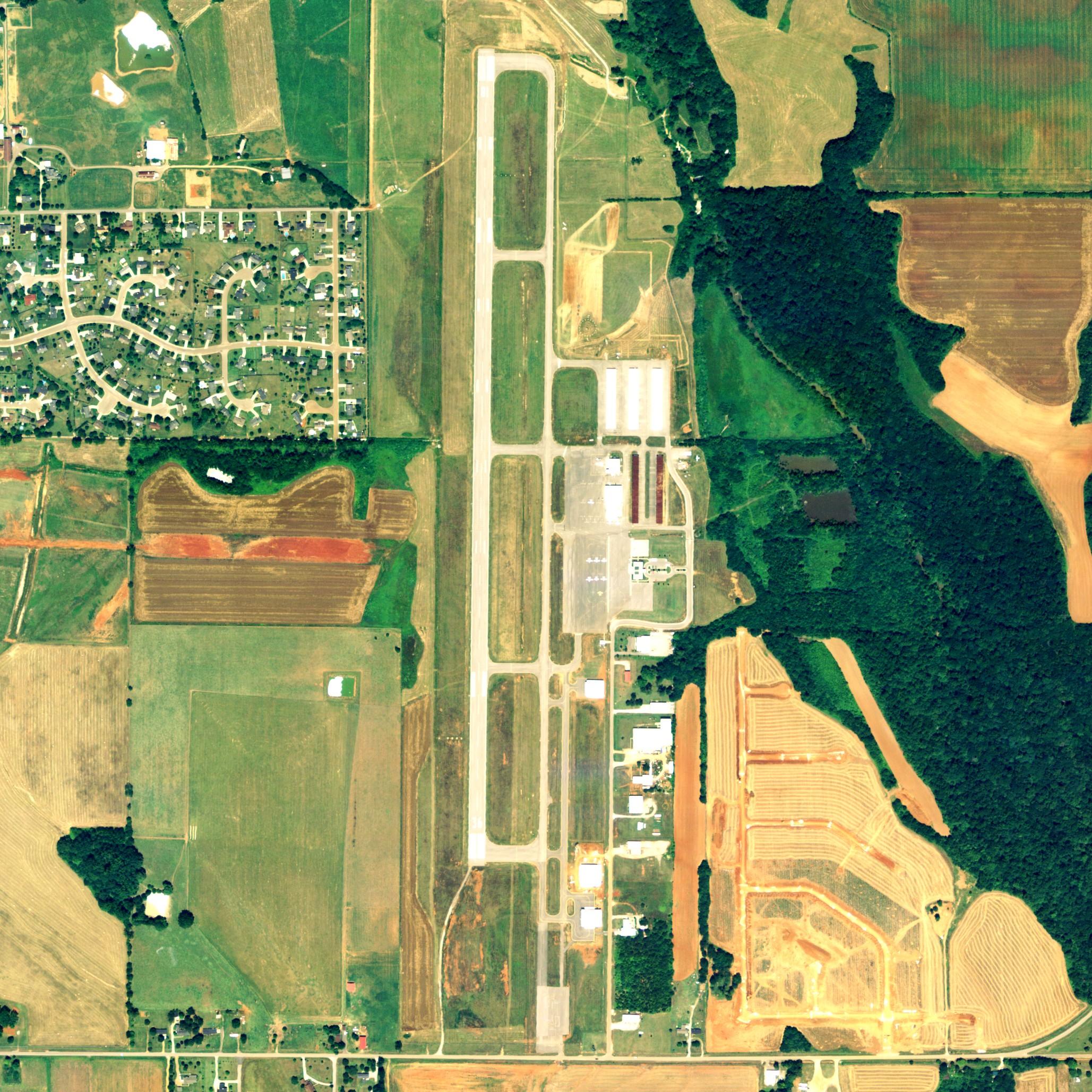 Madison County Executive Airport - Wikipedia