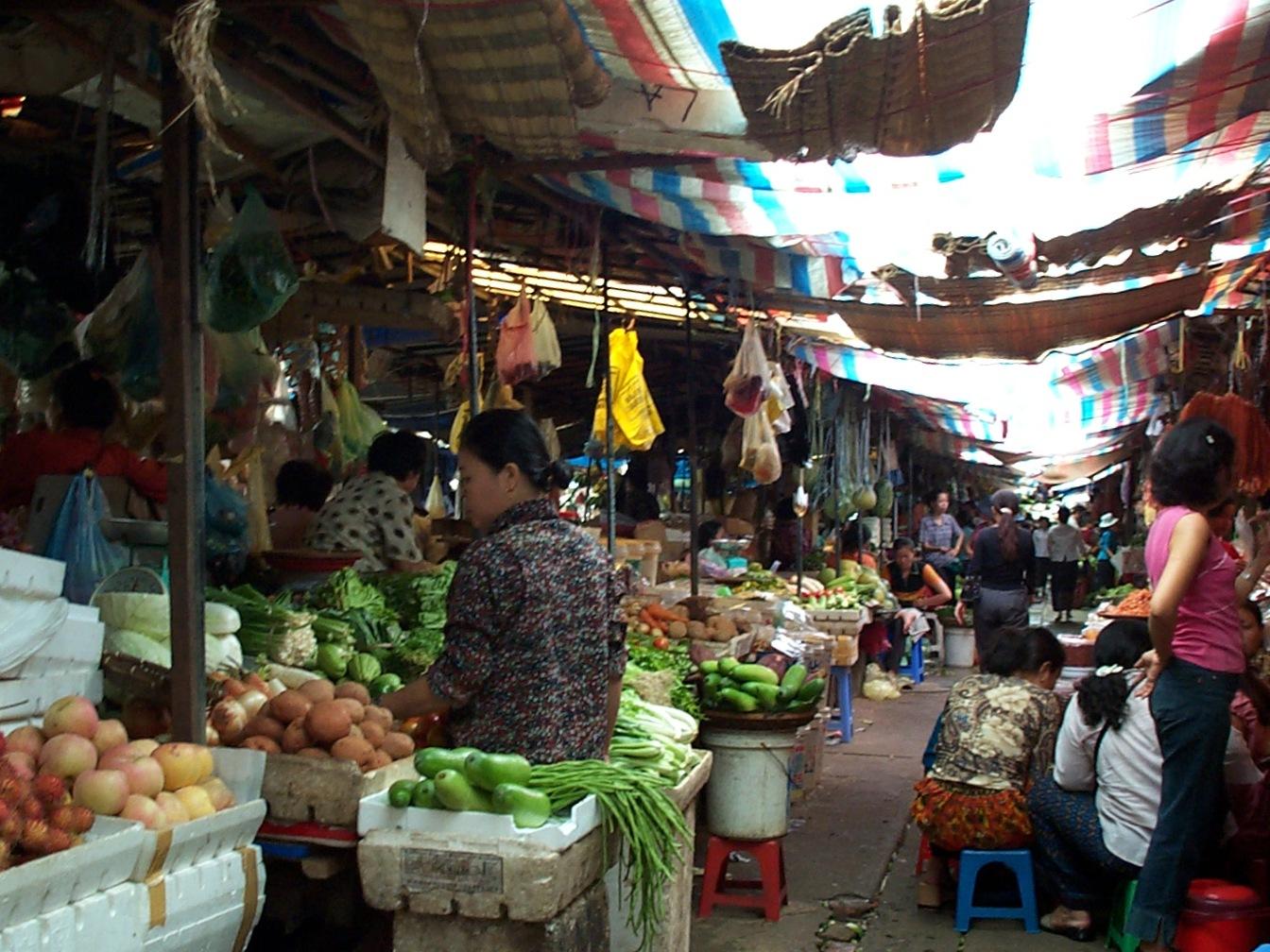 Cairns Market Food