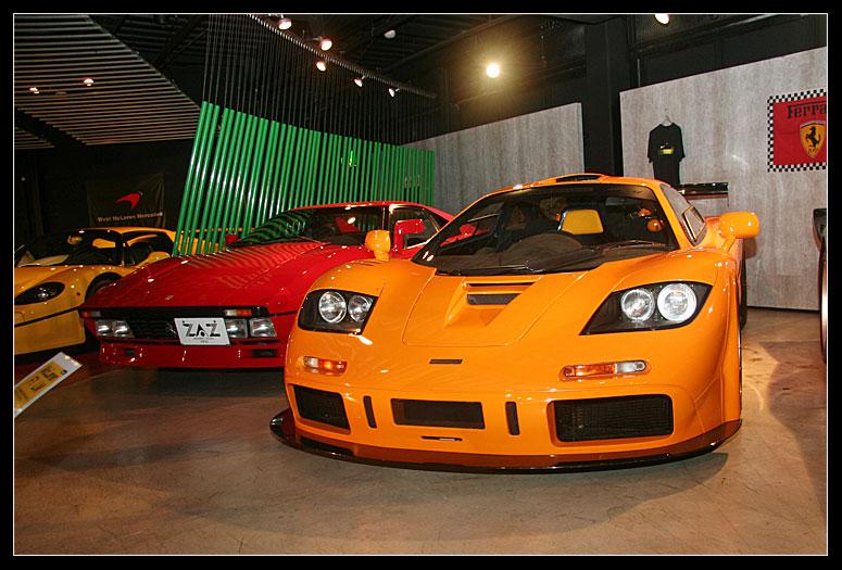 File Mclaren F1 Lm Amp Ferrari 288 Gto Jpg Wikimedia Commons