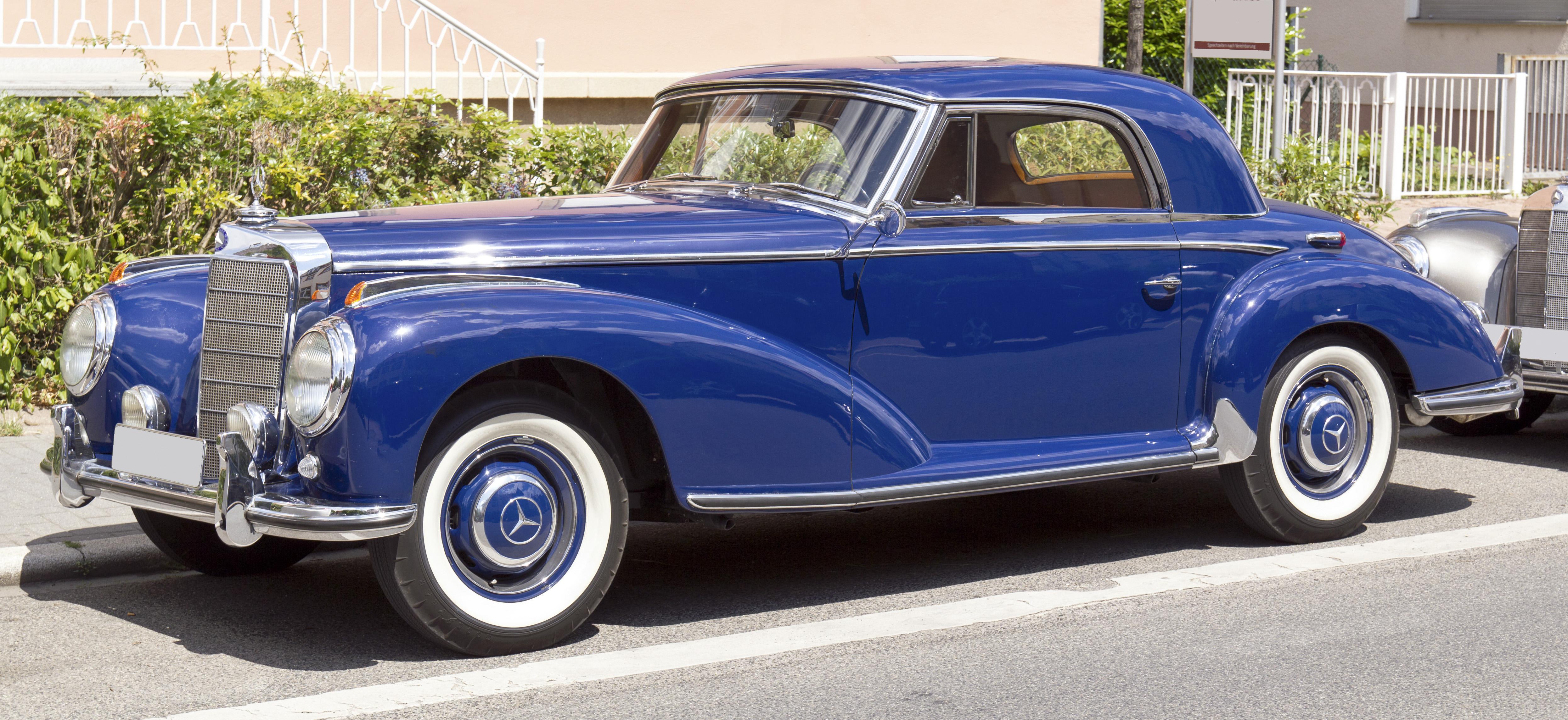 Mercedes classe s coup 2014 en bref mediacar for Vintage mercedes benz parts