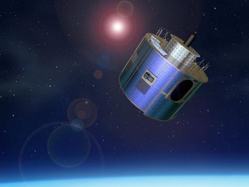 Broadcast Satellite