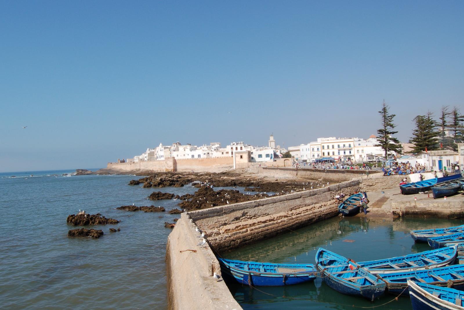 Essaouira Morocco  city images : Morocco Essaouira FishingPort Wikimedia Commons