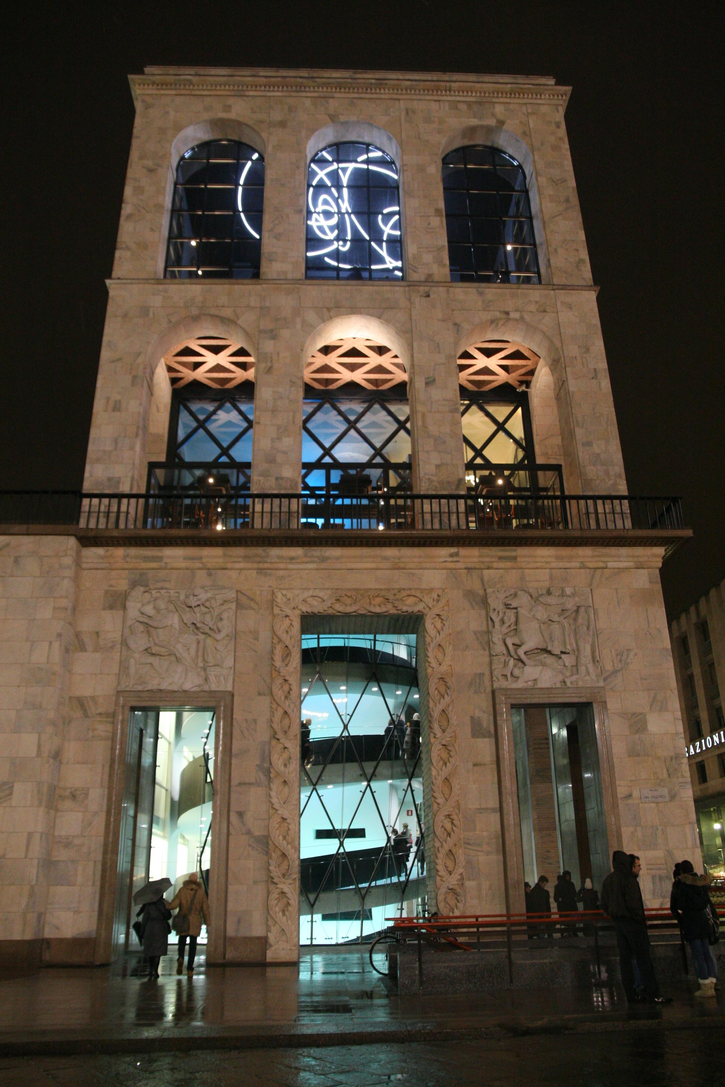 Museo Del 900 Milano.Museo Del Novecento Wikipedia