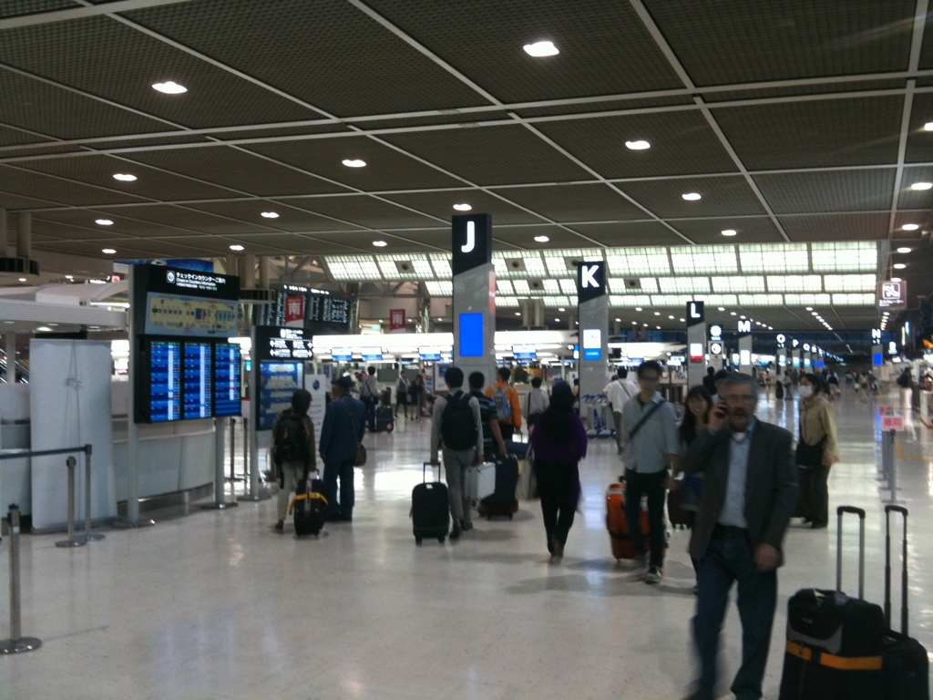 Melbourne Airport Terminal  Car Park